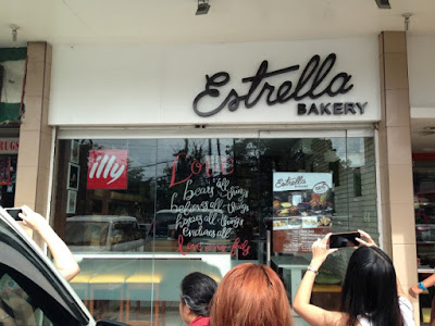 Ella Mae Labunog, Estrella Bakery, #KCgoestoBohol, Kalami Bohol, Hannah Dumaluan, Scones, Best Bakeries in Bohol, Pastry Shop in Tagbilaran, Illy coffee,  Cebu Blogging Community, Seas the Day Bohol Tour