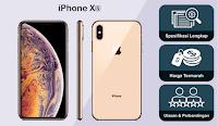 iPhone Xs | Spesifikasi Lengkap | Harga | Ulasan