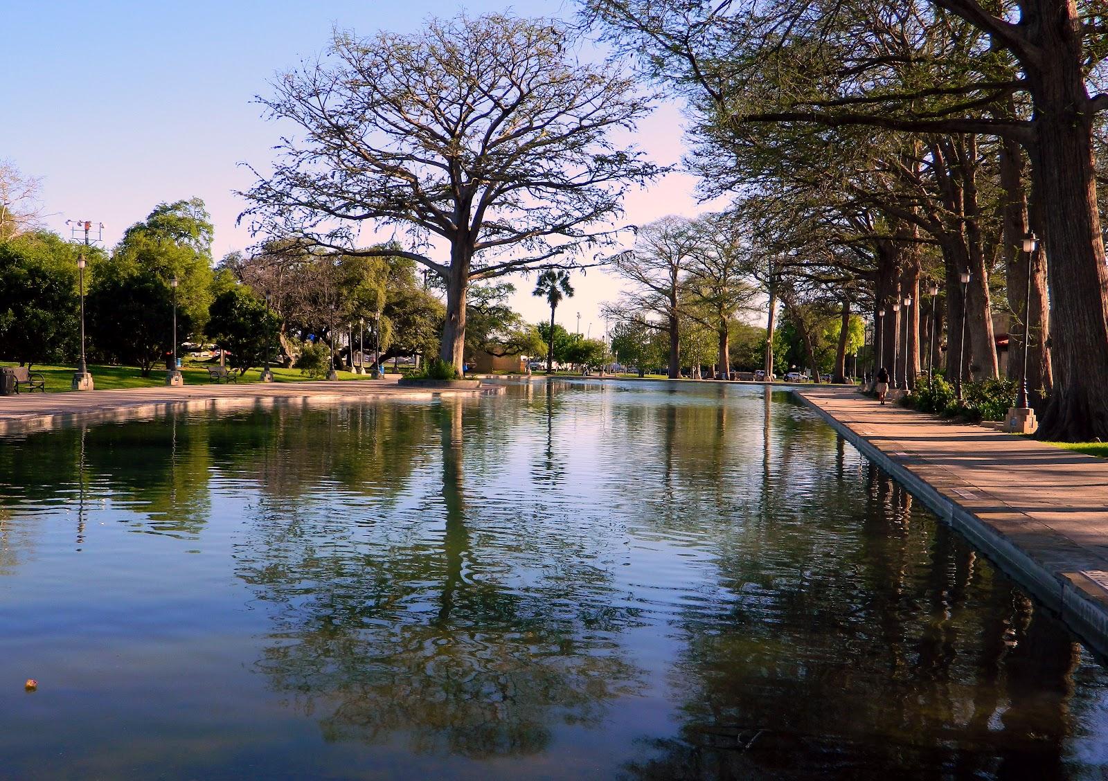 San Pedro Park: San Antonio, Texas | NDVMedia: