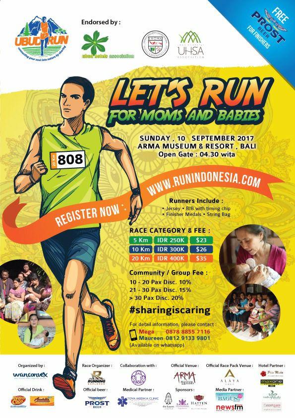 Ubud Run • 2017