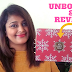 Beauty Unboxing & Review | My Envy Box December 2017 Christmas Special