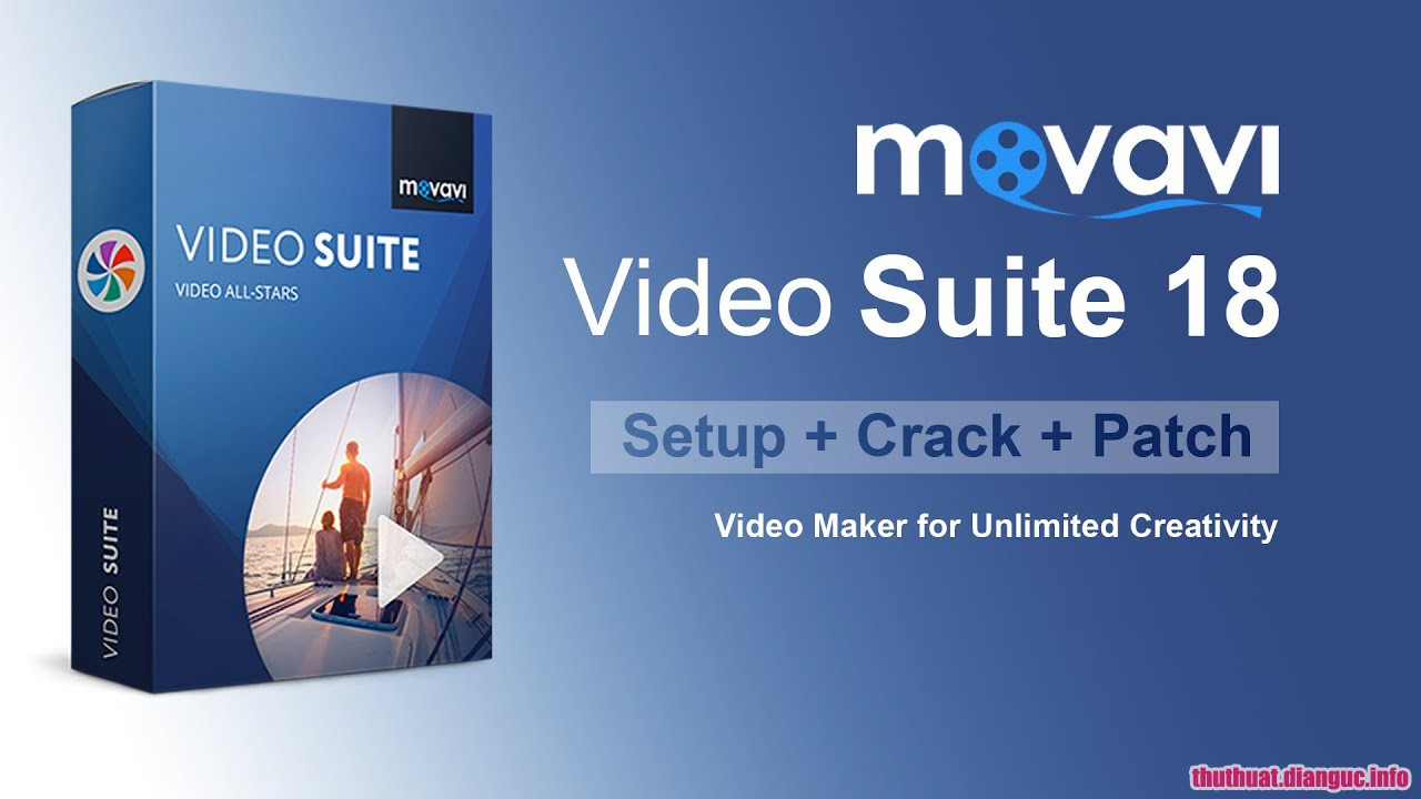 Download Movavi Video Suite 18.3.1 Full Cr@ck