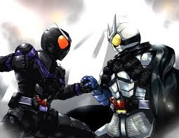 Phim Kamen Rider W Returns -Kamen Rider Eternal