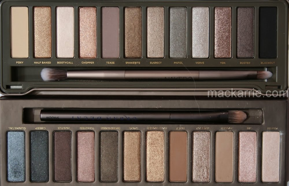 Urban Decay Naked 2 Palette Review - Beauty with Hollie