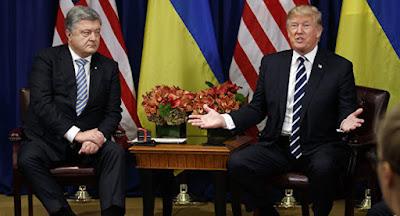 Порошенко встретился с Трампом