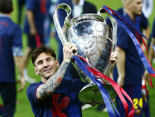 11 Pemain Sepakbola Terbaik Dunia 2015