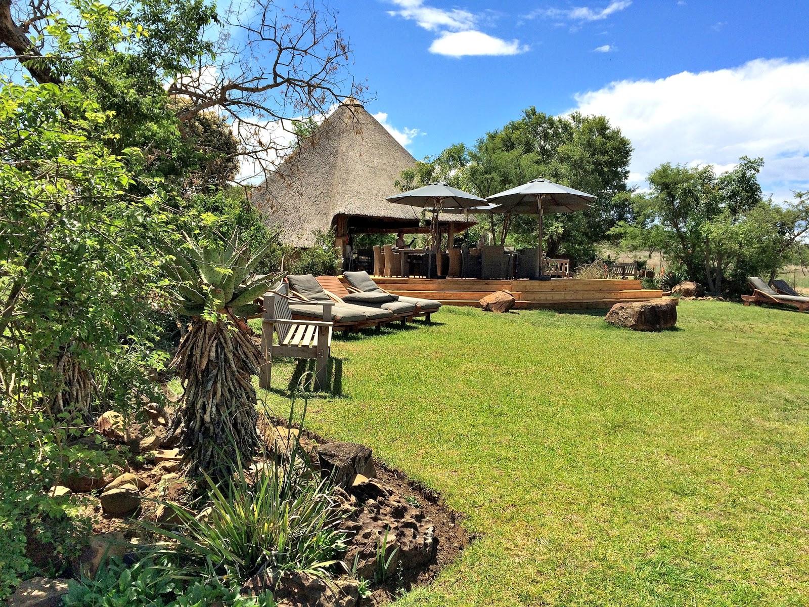 Far and Wild Safaris Blog: Ndaka Safari Lodge, Nambiti ...