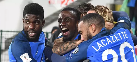 AGEN BOLA - Langkah Prancis Semakin Dekat lolos ke Piala Dunia 2018