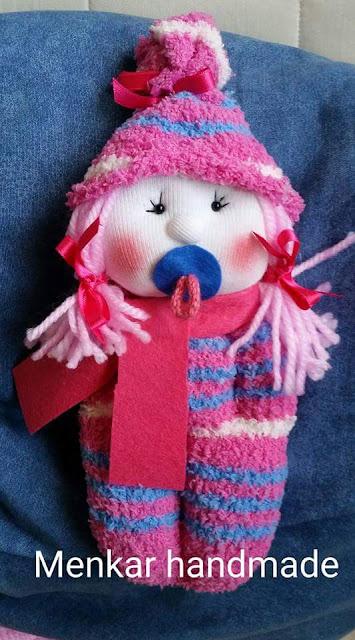 Muñeca para bebe