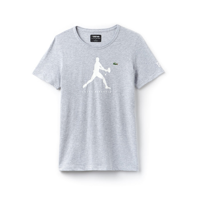 LACOSTE NOVAK DJOKOVIC SS18 MEN OFF COURT TH3882-51 R$ 249