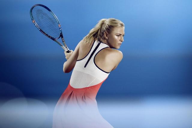 Maria Sharapova volta a jogar em abril