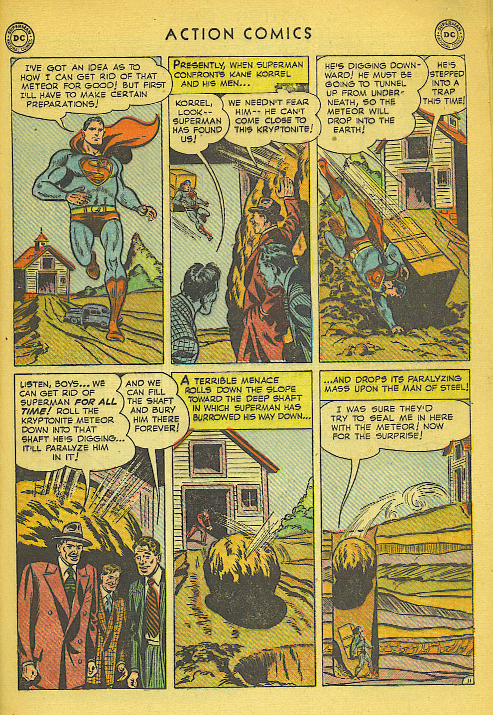 Read online Action Comics (1938) comic -  Issue #158 - 12