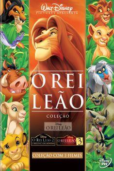 O Rei Leão Trilogia Torrent - BluRay 720p/1080p Dual Áudio