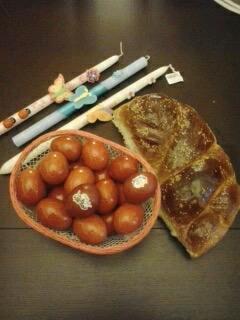 Τσουρέκια Πασχαλινά με στέβια Απέργη Κυριακή Διαιτολόγος