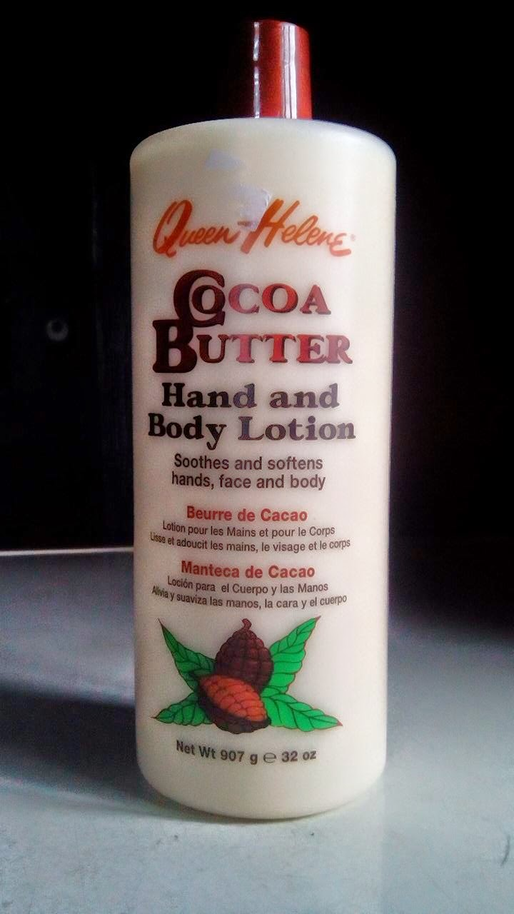Queen helene, body moisturizer, Cocoa butter, Hand and Face Lotion, Skin care, Beauty