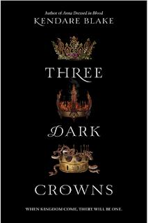 Three Dark Crowns by Kendare Blake Pdf Book Download