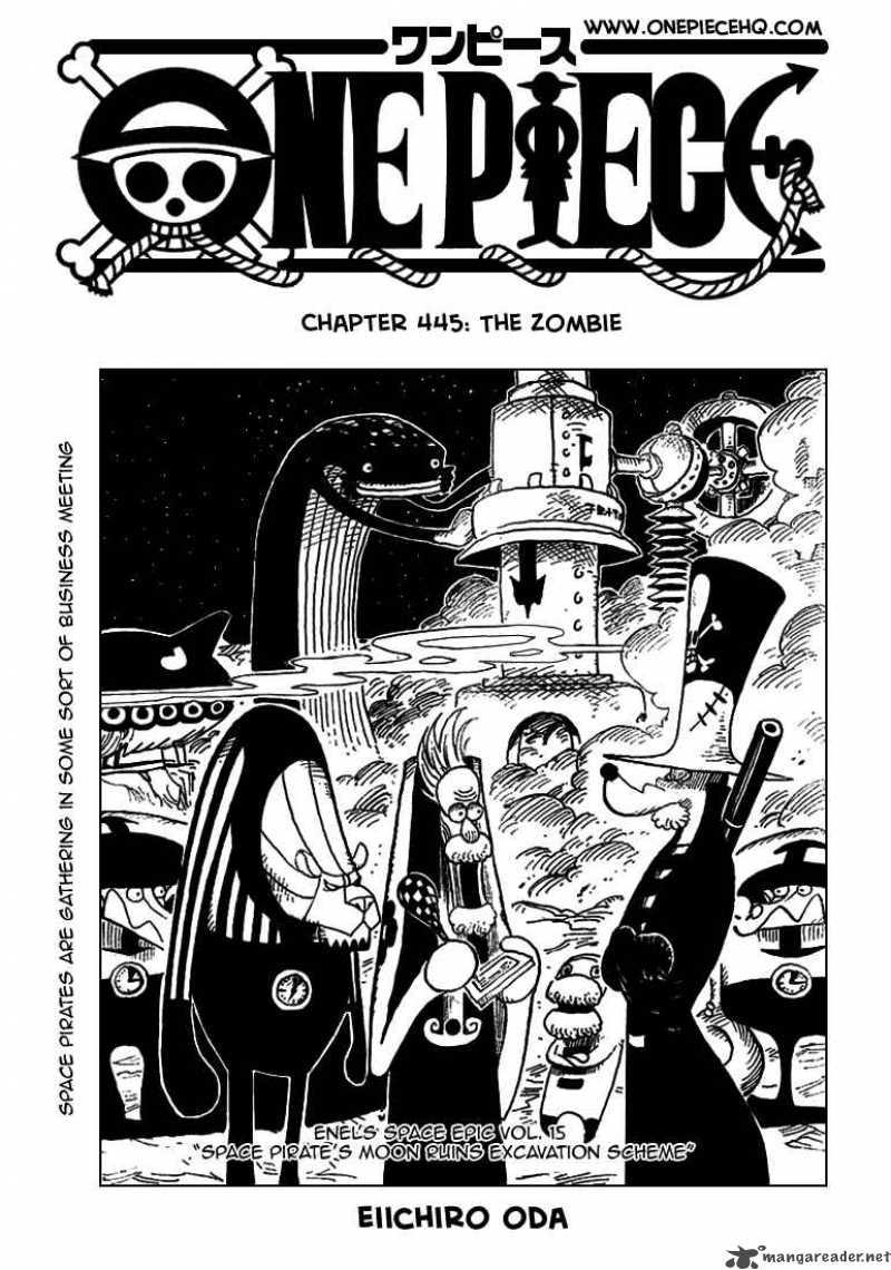 One Piece 445
