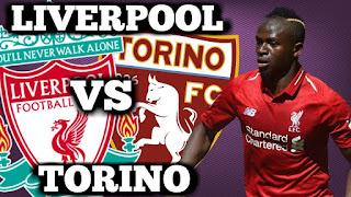 Liverpool vs Torino Live Streaming online Today 7.08.2018 International friendly