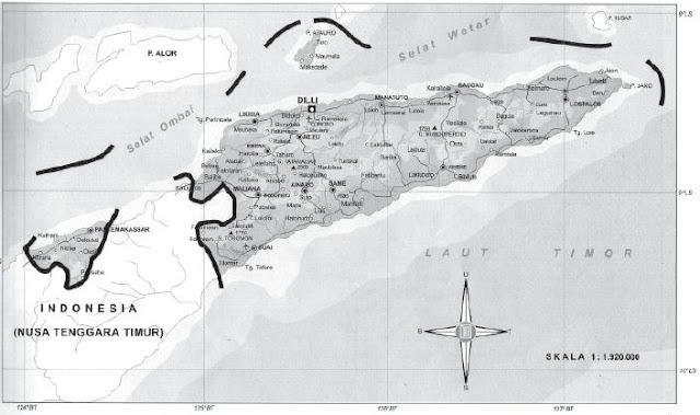 Letak Geografis dan Astronomis Timor Leste, Iklim, Bentang Alam, Bentuk Pemerintahan, Keadaan Ekonomi Sosial Budaya serta Luas dan Batas Wilayah Negara Timor Leste