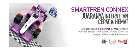 Tarif Paket Internet Smartfren Connex