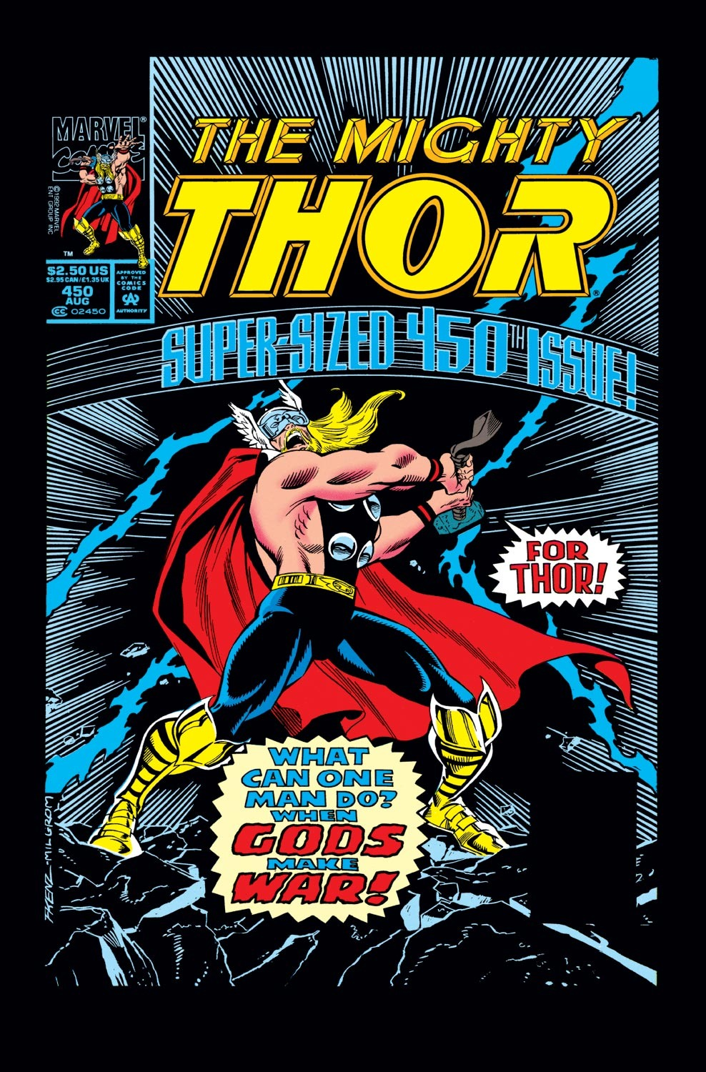 Thor (1966) 450 Page 1