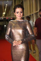 Actress Catherine Tresa in Golden Skin Tight Backless Gown at Gautam Nanda music launchi ~ Exclusive Celebrities Galleries 098.JPG