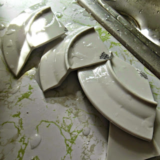When making sauerkraut, creativity is very handy!