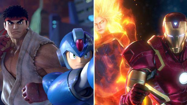 El espectacular tráiler de Marvel vs. Capcom Infinite - DTM Querétaro