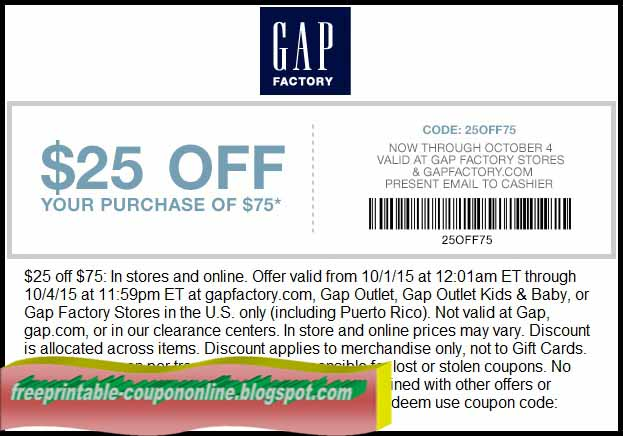 Gap has been providing shoppers with clean, classic and comfortable clothes for more than 45 years. Now, with 1, stores and an online presence in 70 countries, they continue to offer great deals on their iconic jeans and apparel.