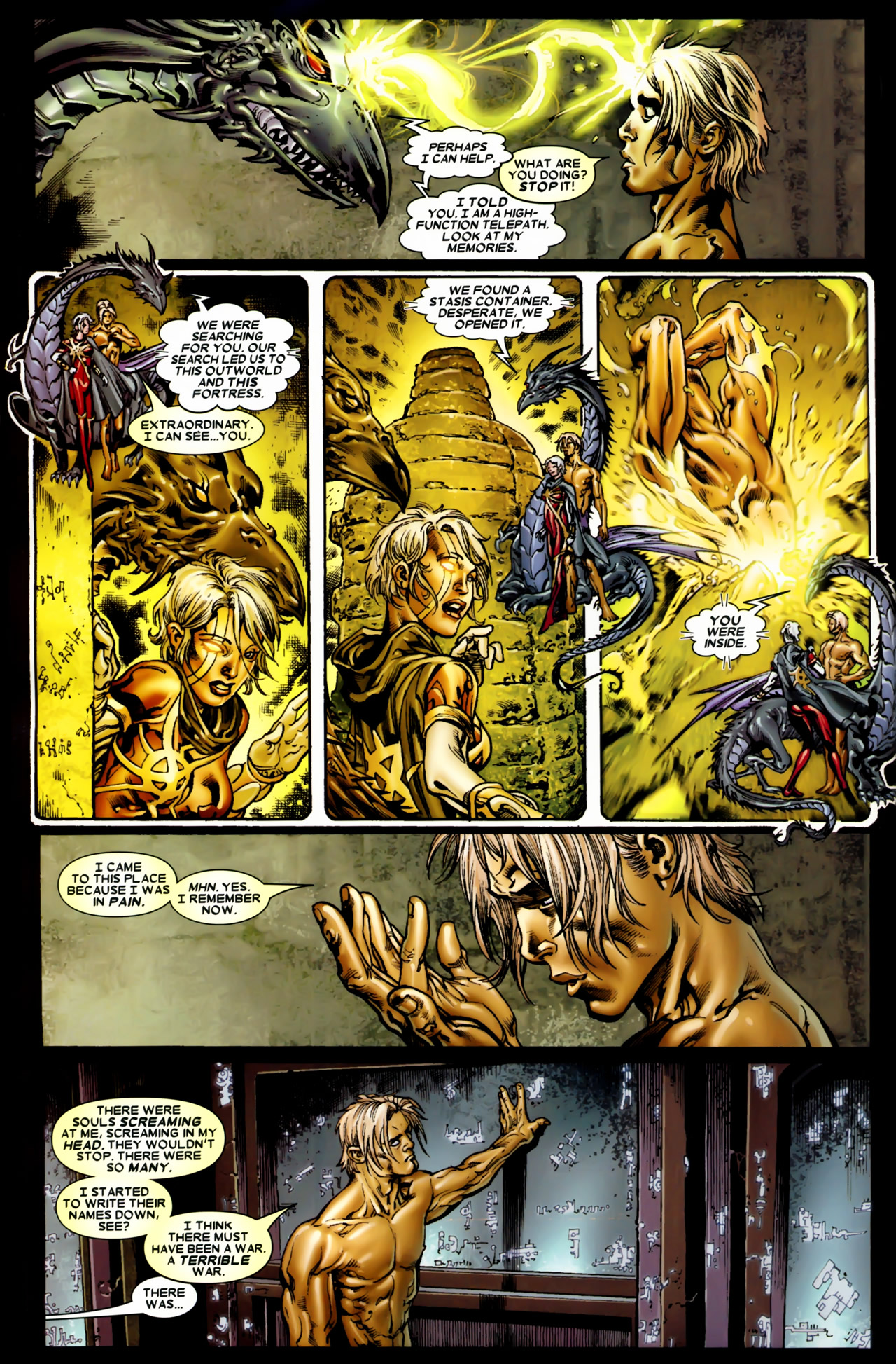Read online Annihilation: Conquest comic -  Issue #1 - 12