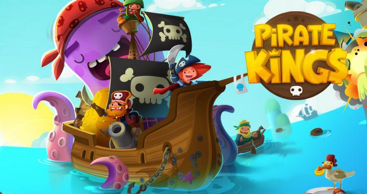 Pirate Kings v6.3.5 Apk Mod [Rotações Infinitas]