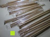 Erfahrungsbericht: LIHAO Stricknadel Set 18x Pakets(2 Nadeln pro Size) Häkelnadeln aus Bambus 2.0-10.0mm Handarbeit Knitting Needles Crochet Hooks