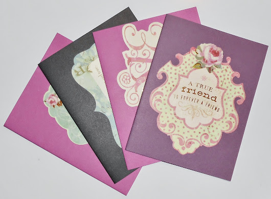 Note Cards Featured in My Shop!