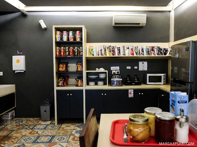 M Boutique Hostel Seminyak Bali Review, Fasilitas