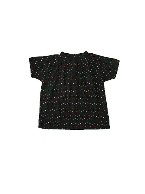 Ace & Jig Booker Blouse in Carnival