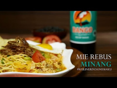 Noodle Stew Minang Recipes, Cereal Mandatory Try In Addition To The Hodgepodge Of Padang