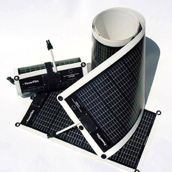 Edyeazul Solar Amp Electronics Flexible Solar Panel