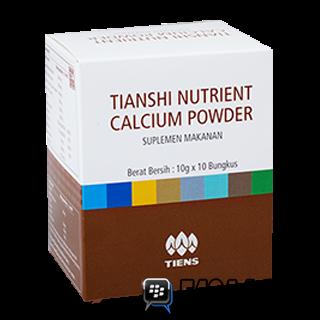 kalsium 1, nutrient calsium powder, kalsium dewasa, remaja, kebutuhan kalsium