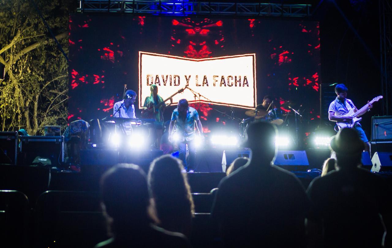 David y La Facha