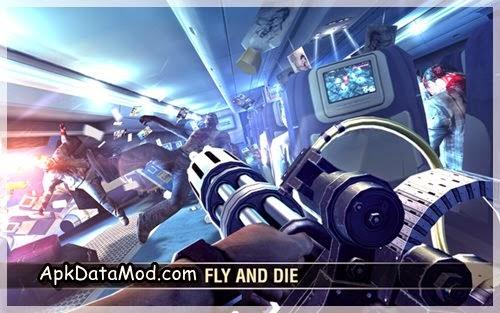 plane gatling gun