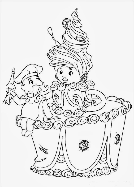 fun coloring pages the sandman and the lost sand of dreams