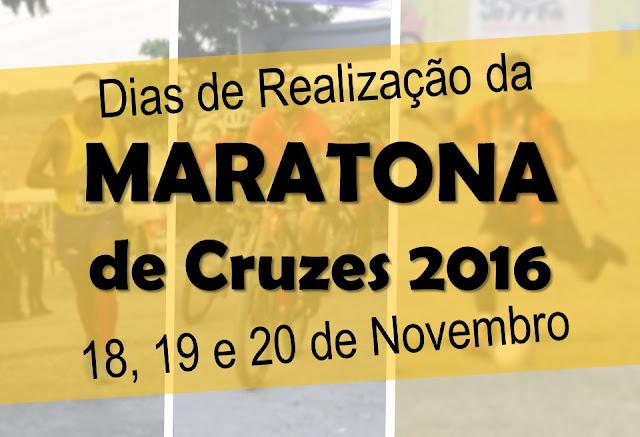 Maratona de Cruzes edição 2016 já tem data para acontecer