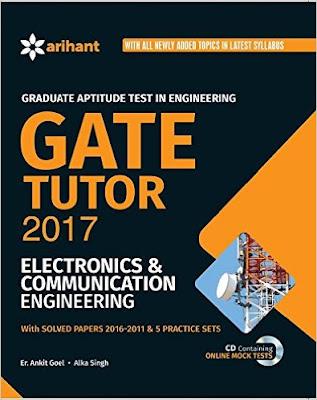 Download Free Arihant Gate Tutor 2017 Electronics & Communication Engineering Book PDF