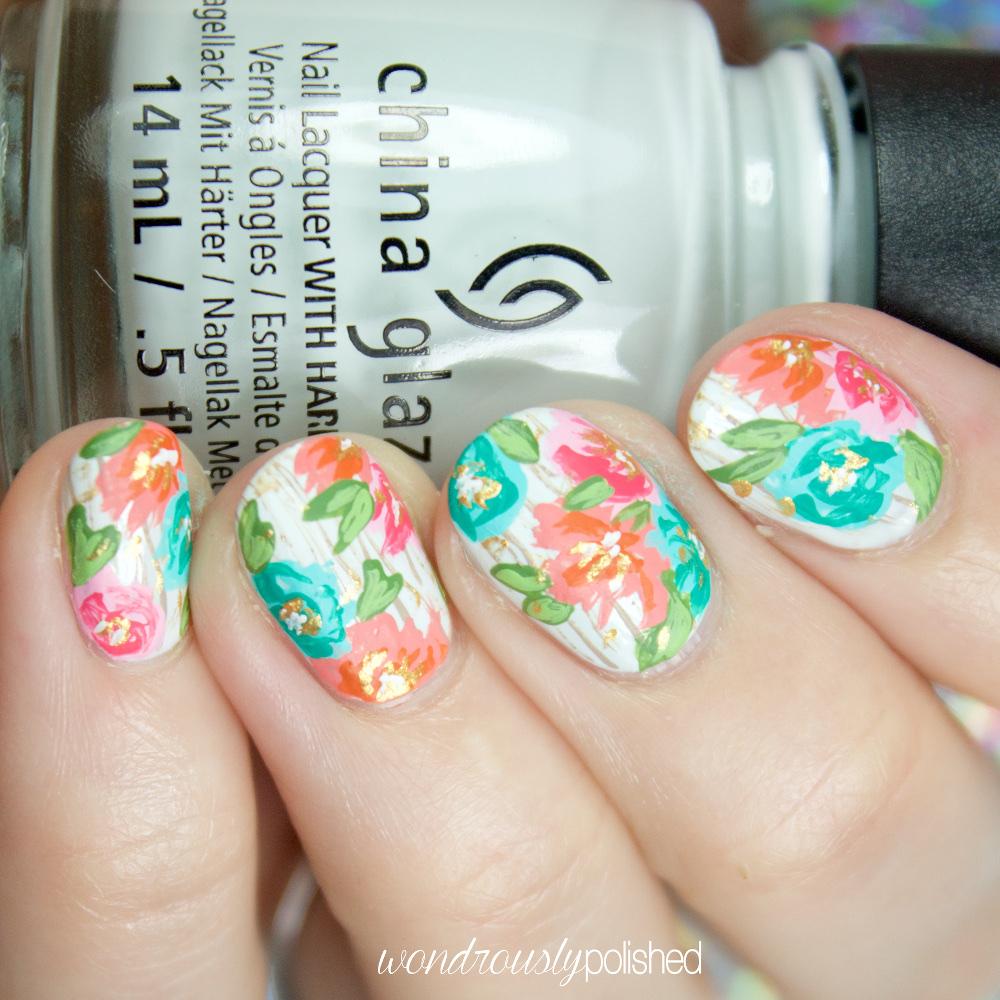 Wondrously Polished: Nail Art: The Planner Society Washi Series ...