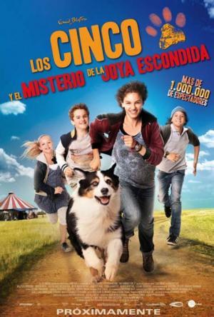 LOS CINCO Y LA ISLA DEL TESORO (2014) Ver online - Español latino