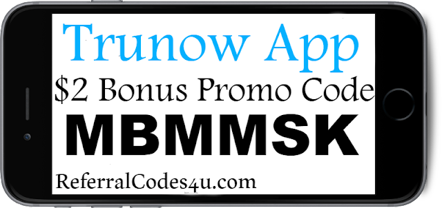 Trunow Referral Codes 2018, Trunow Promo Code 2018, Trunow App Reviews