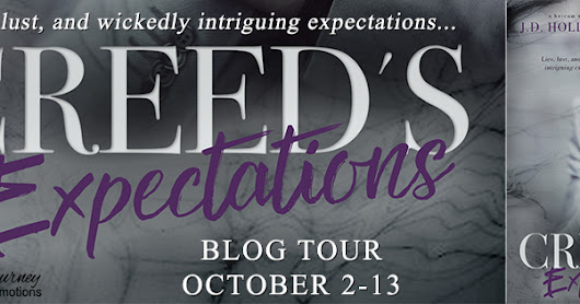 Blog Tour, Giveaway & Review - Creed's Expectations by JD Hollyfield