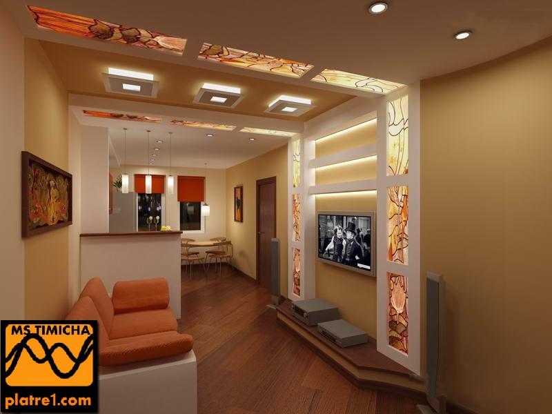 platre maroc ms timicha decor salon. Black Bedroom Furniture Sets. Home Design Ideas
