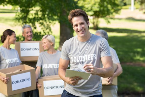 Peran Pemuda Sebagai Volunteer Bidang Pendidikan