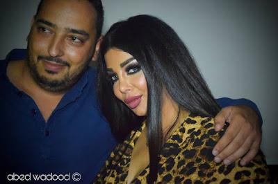 رولا يموت الفاتنة تزعزع جنوب لبنان بسحرها